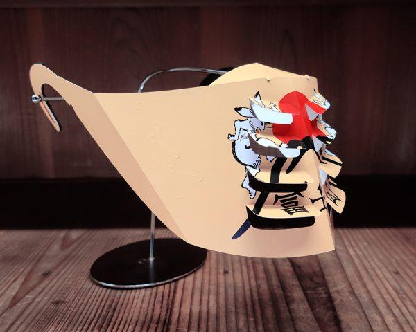 メガマウスアウター「鳥獣戯画」