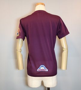 Tシャツ「富士うさぎ」レディースパープル